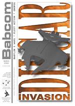 """""""Dilgar War"""" - Babcom - Issue 11"""