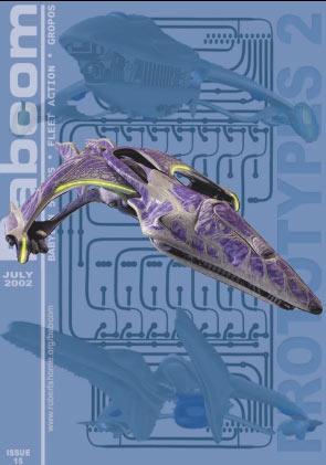 """Prototypes 2"" - Babcom - Issue 15"