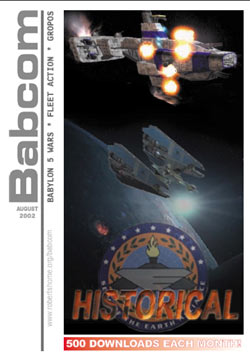 """Historical"" - Babcom - Issue 16"