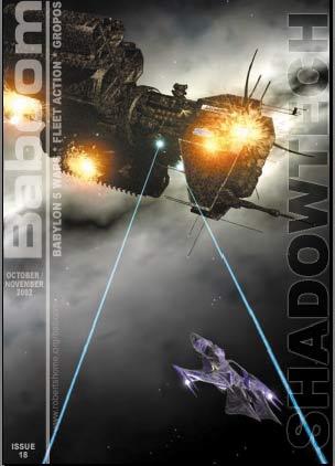 """""""Shadowtech"""" - Babcom - Issue 18"""