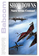 """SHOWDOWNS - Narn versus Centauri"" - Babcom - Issue 3"