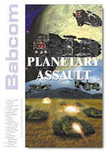 """Planetary Assault"" - Babcom - Issue 4"