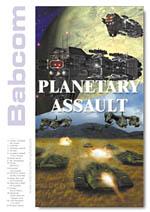 """Planetary Assault"" - Babcom - Issue 4"
