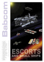 """Escorts and Small Ships"" - Babcom - Issue 5"