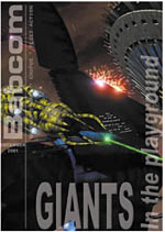 """GIANTS In the Playground"" - Babcom - Issue 8"