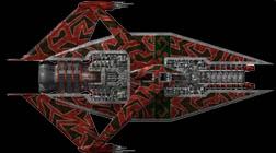 Ukalth Strike Cruiser
