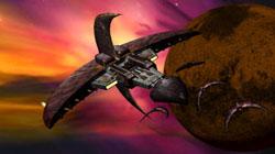 Vorchan Warship (Alternate)