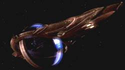 D'kyr Heavy Combat Cruiser