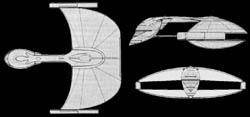 D'tallax Torpedo Warbird