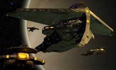 Hutet Assault Cruiser