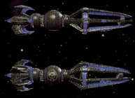 Temporal Weapon Ship