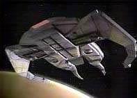 Ra'Kehn Warship (Theta)