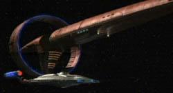 Sh'ran Combat Cruiser