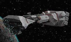 Neutron Star Bulk Cruiser