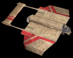 Cloakshape Medium Fighter