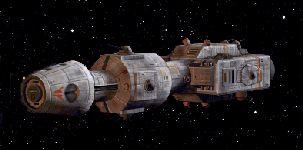 Corellian Gunship