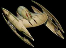 Trade Federation Vulture Fighter