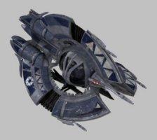 Trade Federation Tri-Fighter